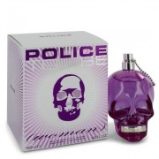 Police To Be Or Not To Be For Women By Police Colognes Eau De Parfum Spray 4.2 Oz