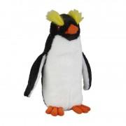 Geen Knuffel vogel pinguin gekleurd 18 cm knuffels kopen