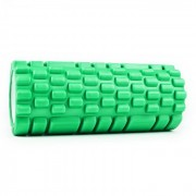 Yoyogi schuim-roller 33,5 cm groen