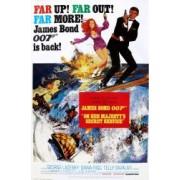 On her majestys secret service. Bond Collection SE DVD 1969
