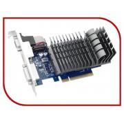 Видеокарта ASUS GeForce GT 710 954Mhz PCI-E 2.0 1024Mb 1800Mhz 64 bit DVI HDMI HDCP 710-1-SL
