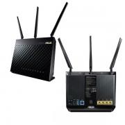 Asus RT-AC68U Wi-Fi Gigabit Рутер с 2 USB Порта