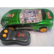 Remote Control kids Car First Leader Radio Control Car Size- 19/7.5 cm