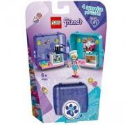Конструктор ЛЕГО ФРЕНДС - Кубът за игра на Stephanie, LEGO Friends 41401