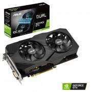 VGA Asus DUAL-GTX1660S-O6G-EVO, nVidia GeForce GTX 1660 Super, 6GB, do 1860MHz, 36mj (90YV0DS3-M0NA00)