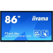 iiyama 86 inches Interactive 4K UHD LCD Touchscreen with integrated annotation software