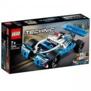 Конструктор Лего Техник - Полицейско преследване, LEGO Technic, 42091