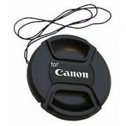 SHOPEE BRANDED 58mm replacement front lens cap for canon 5d/650d/ 1100d/ 600d/700d/1200d/1300d with 18-55mm 55-250mm lens