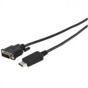 Displayport naar DVI kabel (3m)