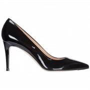 Sergio Levantesi Decolletes decoltè scarpe donna con tacco pelle elly