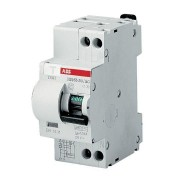 Intrerupator automat diferential 25A 1P+N 6kA 30mA ABB DS951 AC-C25/0,03A