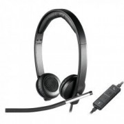Casti Logitech H650e Stereo USB