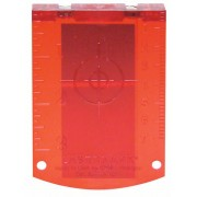 Мишена лазерна червена, 100 mm, 1608M0005C, BOSCH