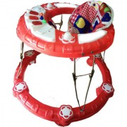 Oh Baby Baby Red Color Walker With Musical Light For Your Kids JVE-SHM-SE-W-11