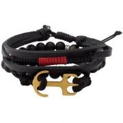 Dare by Voylla Keep-it-Real Beaded Gypsy Bracelets