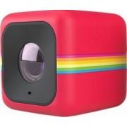 Camera Video Outdoor POLAROID Sport Cube Plus HD Rosu