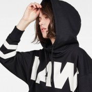 G-Star RAW Scolla Oversized Hooded Sweater Dress