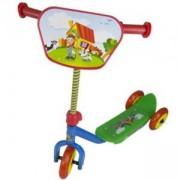 Детска тротинетка с три гуми Pony, SPARTAN, S2419-blue