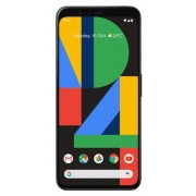 "Telefon Mobil Google Pixel 4 XL, Procesor Snapdragon 855, Octa-Core, P-OLED Capacitive touchscreen 6.3"", 6GB RAM, 64GB Flash, Camera Duala 12.2MP + 16MP, Wi-Fi, 4G, Android (Alb) + Cartela SIM Orange PrePay, 6 euro credit, 6 GB internet 4G, 2,000 minute n"