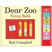 Dear Zoo Noisy Book, Hardcover