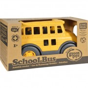 Green Toys School Bus - Yellow