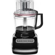 KitchenAid 11-Cup Food Processor with ExactSlice System Onyx Black (KFP1133OB) 500 W Food Processor(Onyx Black)