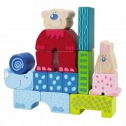 Haba Building Zoolino Blocks Maxi