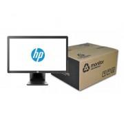 HP EliteDisplay E201 Led 20 '' 16:9 · Resolución 1600x900 · Dot pitch 0.0276 mm · Respuesta 5 ms · Contraste 1000:1 · Brillo 25