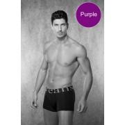 Doreanse Big Logo Boxer Brief Underwear Purple 1777