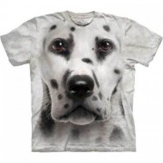Hi-tech zvieracie tričká - Dalmatinec