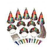 Kit de festa Passagem de ano 10 pessoas