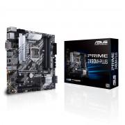 MB Asus PRIME Z490M-PLUS, LGA 1200, micro ATX, 4x DDR4, Intel Z490, 36mj (90MB12W0-M0EAY0)