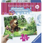 Puzzle RavensBurger Masha si Ursul 12 Piese Rezistente la Apa