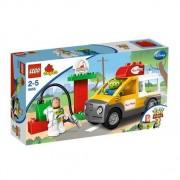 Lego Duplo 5658 Toy Story : Le Camion De Pizza Planet