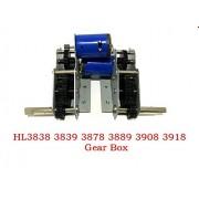 Generic Henglong3818 3819 3838 3839 3878 3889 3908 3918 3938 ect 1/16 RC Tank Motors 380 390/steel Gears /Steel Gearbox with 380 Motor 3878 3878-1 Gear Box