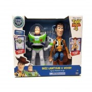 Toy Story Buzz y Woody parlantes
