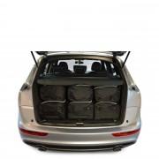 Car-Bags Audi Q5 (2008-2017) 6-Delige Reistassenset zwart