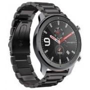 Bracelet pour Xiaomi Huami Amazfit GTR 47mm en acier - Noir