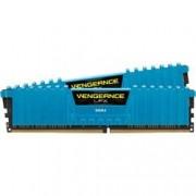 Corsair Sada RAM pro PC Corsair Vengeance® LPX Blue CMK16GX4M2B3000C15B 16 GB 2 x 8 GB DDR4-RAM 3000 MHz CL15 17-17-35
