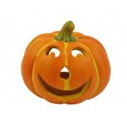 Halloween tök mécsestartó 14x12cm 142922