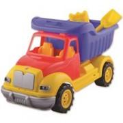 Autobasculanta Cu Lopatica Si Grebla 43 Cm Ucar Toys Uc10