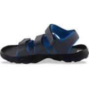 REEBOK Men GREY/BLUE/BLACK Sports Sandals