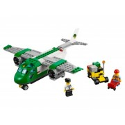 LEGO - City Airport - Avion de marfă pe aeroport - 60101