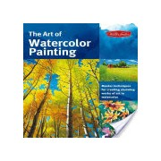 Art of Watercolor Painting - Master Techniques for Creating Stunning Works of Art in Watercolor (Needham Thomas)(Paperback) (9781600583384)