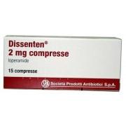 Spa (soc.pro.antibiotici) spa Dissenten*15cpr 2mg