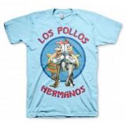 Geen Blauw Fun shirt Los Pollos Hermanos