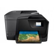 HP Impresora multifunción 4 en 1 HP Officejet Pro 8710 color tinta a4