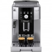 Espressor automat DeLonghi Magnifica S Smart ECAM 250.23.SB, 1450W, 15 bar, Oprire automată, Argintiu/Negru