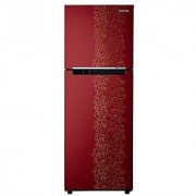 Samsung RT28K3022RJ/HL 253 Litres Double Door Frost Free Refrigerator (Royal Tendril Red)
