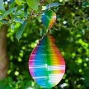 Kerti Rainbow szivárvány szélforgó 45 cm